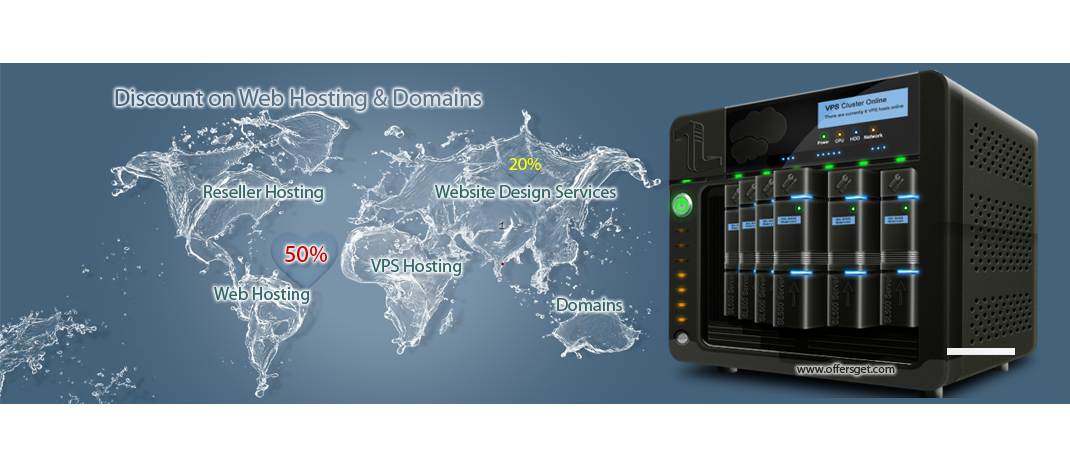 Hosts Get WebHosting Coupons, Coupon India – (50% off) discount: Promo codes India