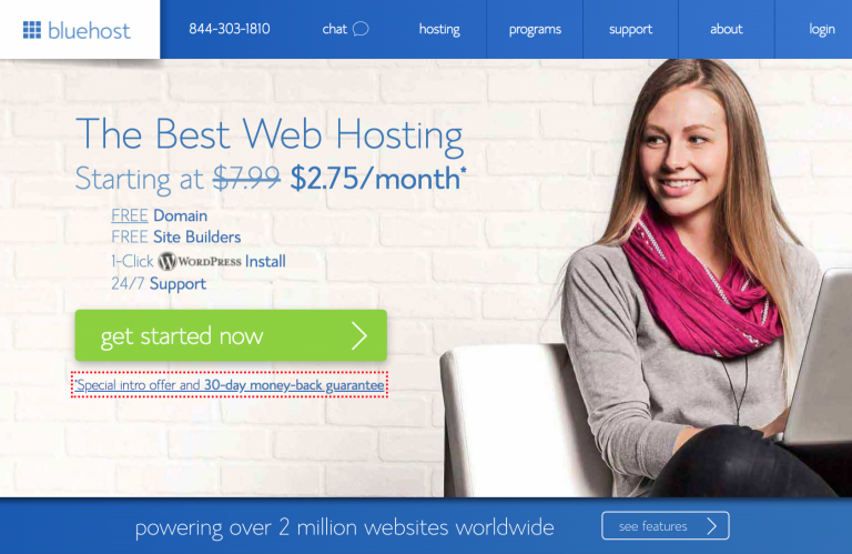 Best Reseller hosting in Europe: Faster Reseller hosting from Bluehost web hosting company plans