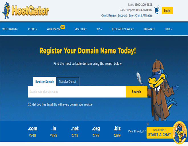 Best Cheap domain names new deals - Buy Cheapest domain register plans