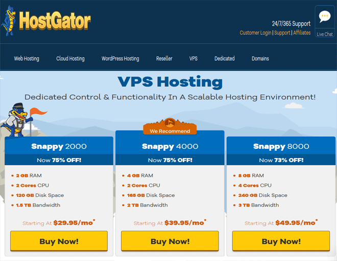 Best VPS Hosting deals - Buy VPS hosting plans
