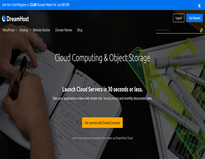 DreamHost coupons: DreamHost hosting offers on Cloud Hosting coupons