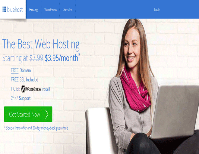Buy hosting domain use Bluehost coupon codes, discount coupons September 2018 | Bluehost hosting