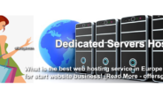 Offers get – Top Europe Dedicated Servers Hosting
