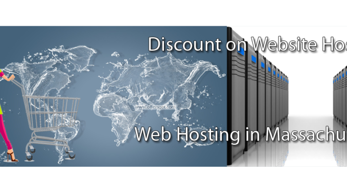 Discount on web hosting in Massachusetts
