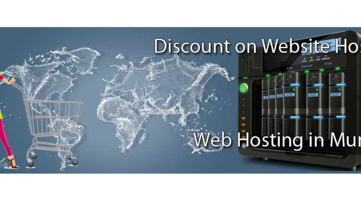 Discount on web hosting in Mumbai