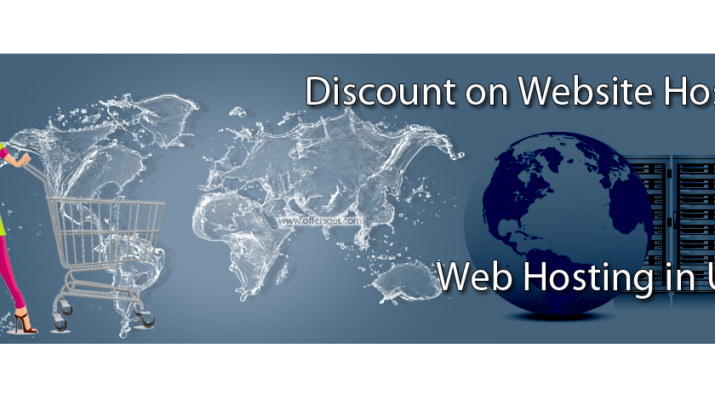 Discount on web hosting in Utah