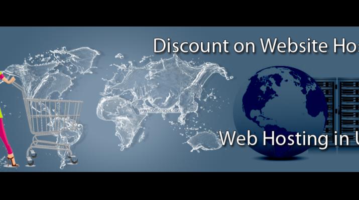 Discount on web hosting in Utah